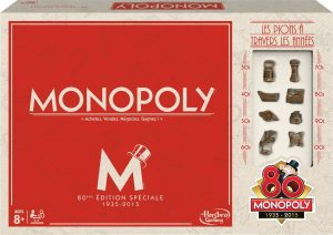 Monopoly 80 ans - 1935-2015
