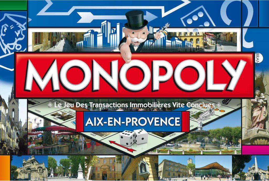 Monopoly Aix en Provence