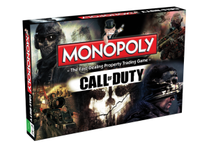 Monopoly Call of Duty