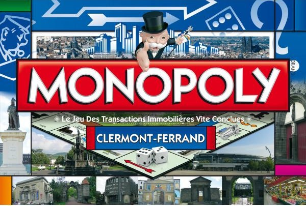 Monopoly Clermont Ferrand