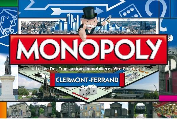 Monopoly Clermont Ferrand