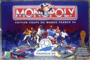 Monopoly Coupe du Monde 1998