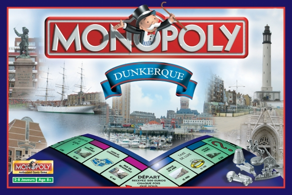 Monopoly Dunkerque