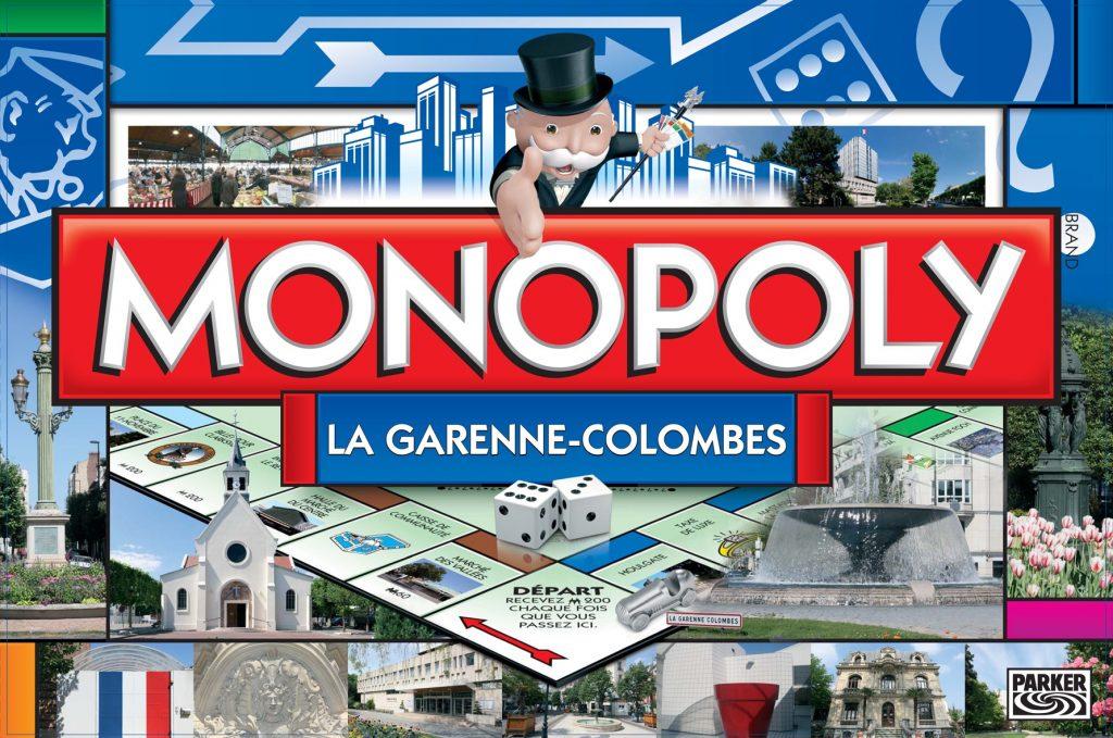 Monopoly La Garenne Colombes