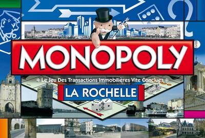 Monopoly La Rochelle
