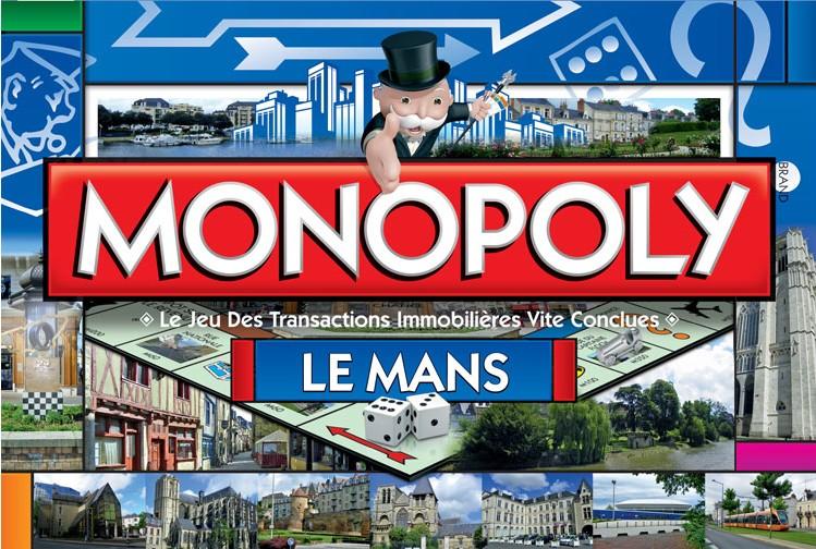 Monopoly Le Mans