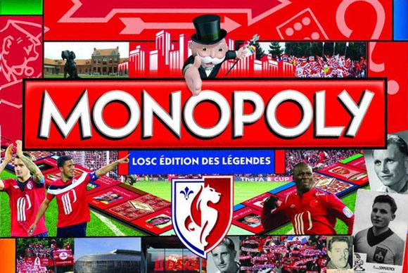 Monopoly Lille Losc