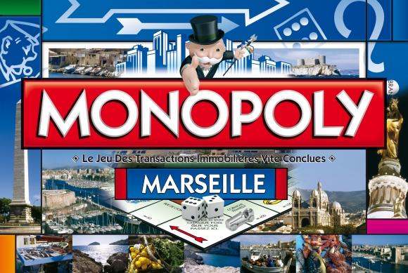 Monopoly Marseille