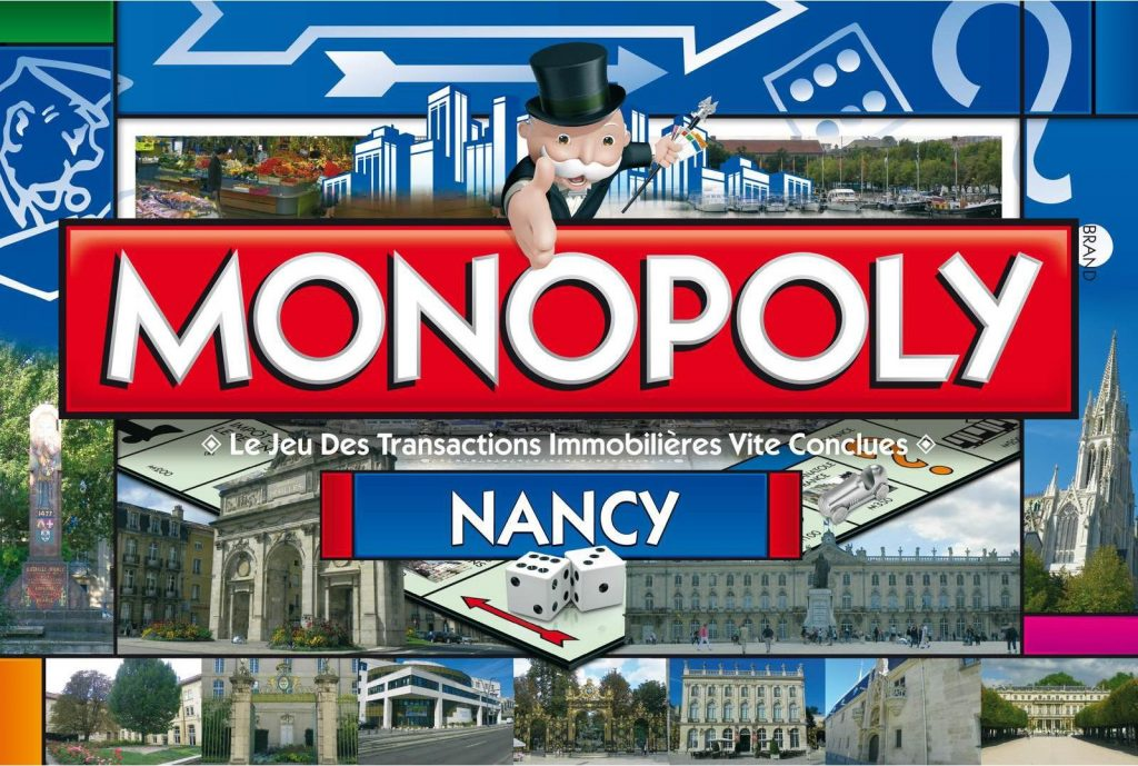 Monopoly Nancy