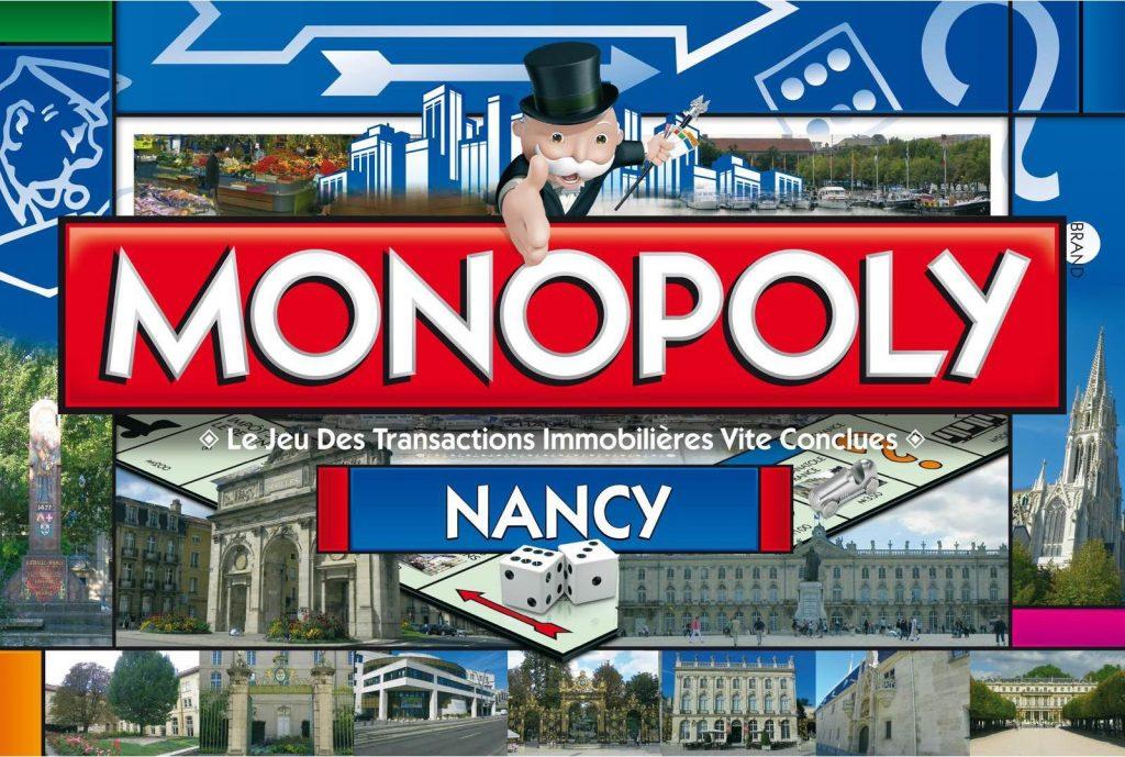 Monopoly Nancy