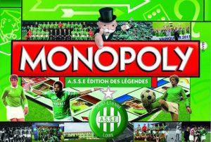 Monopoly Saint Etienne ASSE