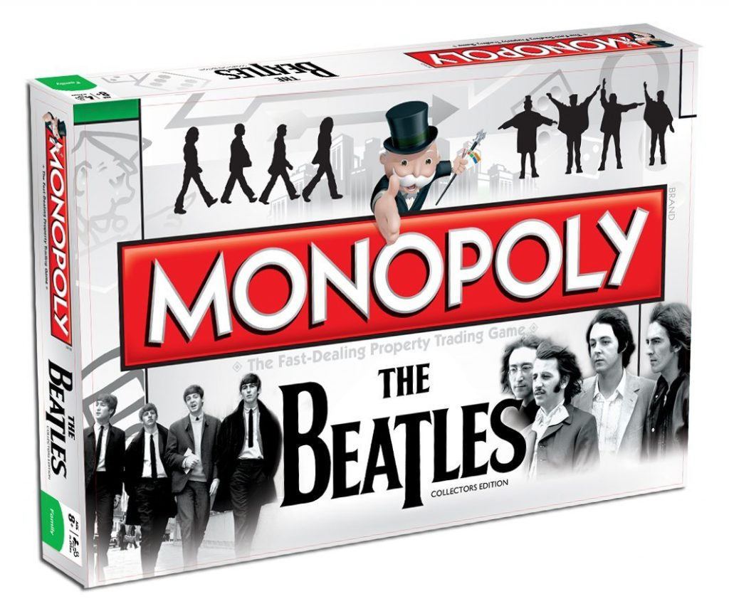 Monopoly Th Beatles V3
