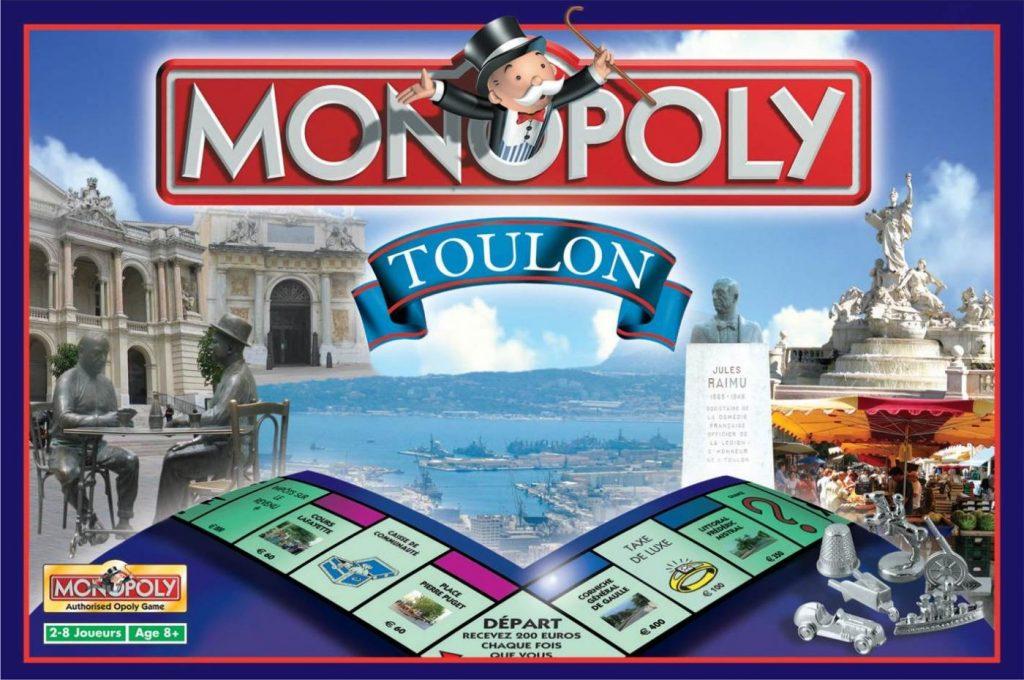 Monopoly Toulon