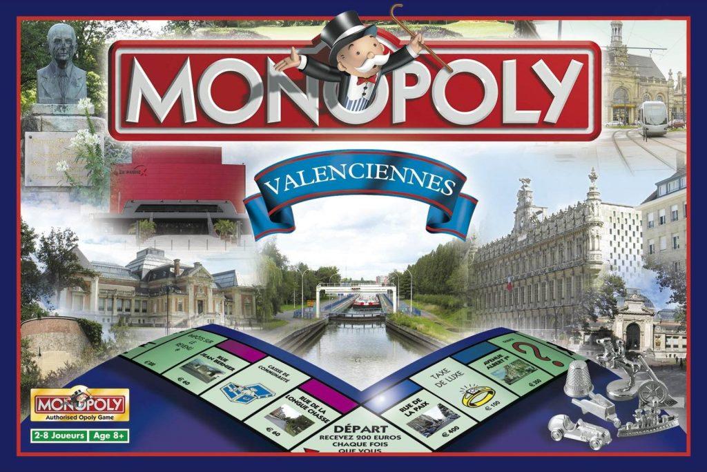Monopoly Valenciennes