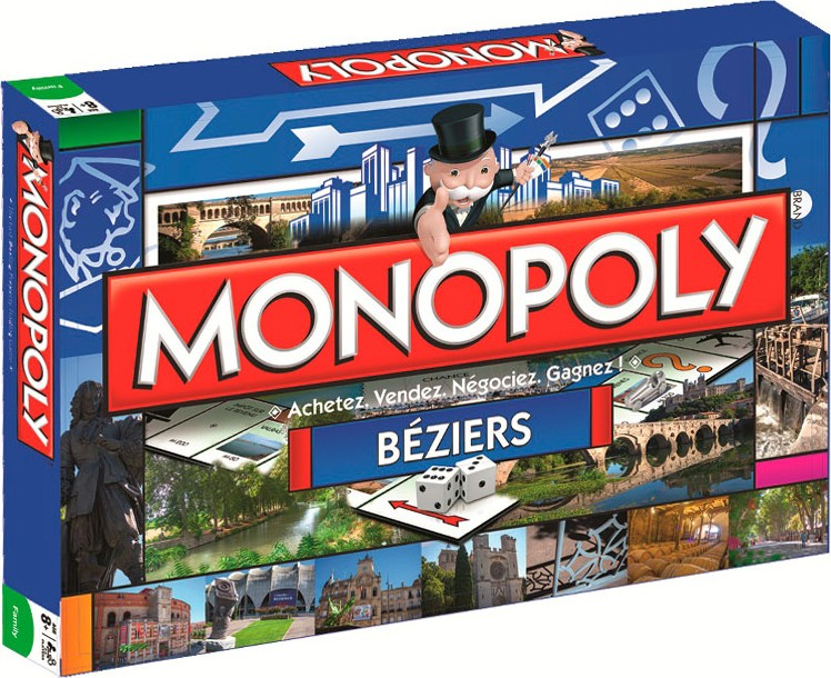 Monopoly Béziers