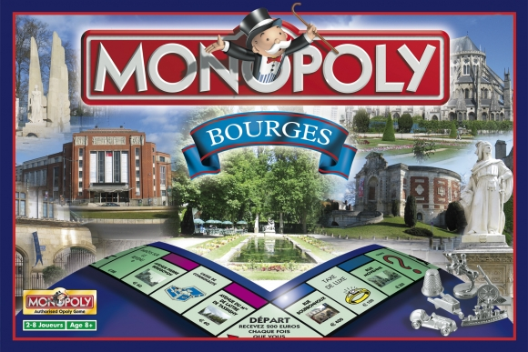 Monopoly Bourges
